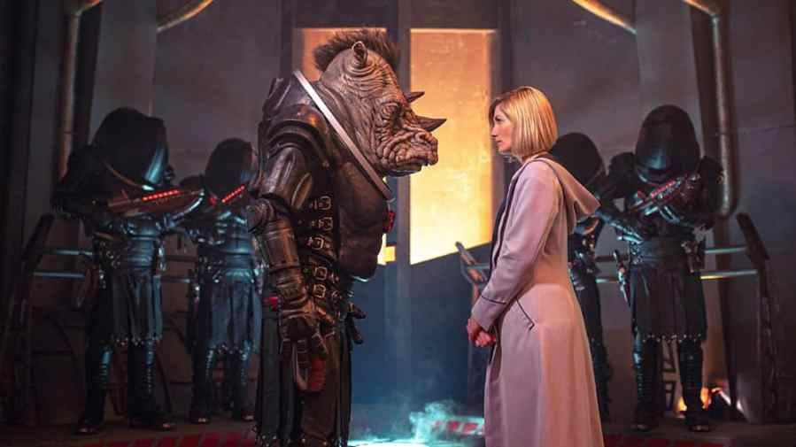 doctor who The Judoon