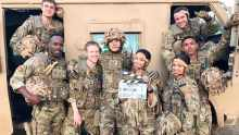 our girl cast 2019 series 4