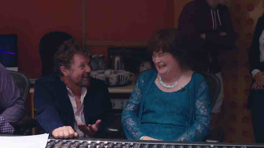susan boyle michael ball