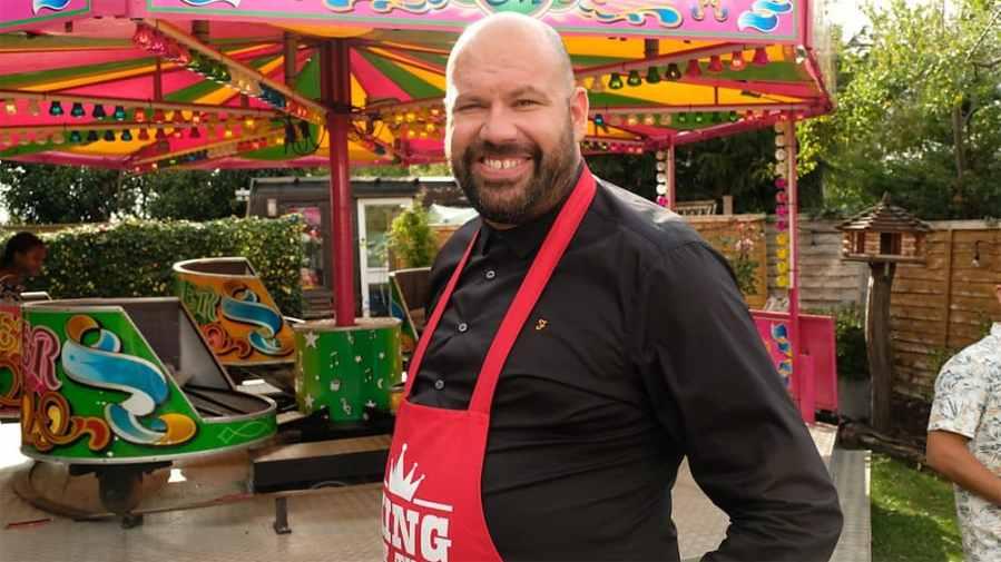 king gary bbc one