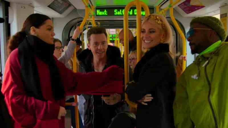 the voice kids tram