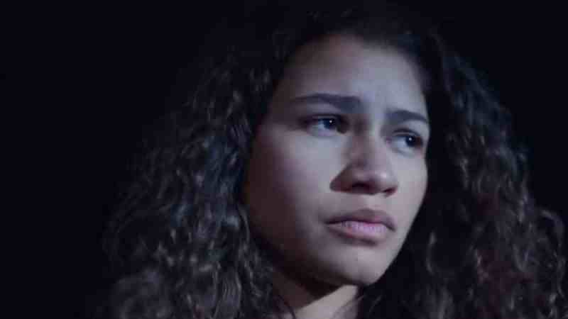 Euphoria UK air date channel Zendaya