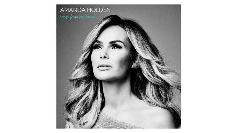 amanda holden songs from my heart