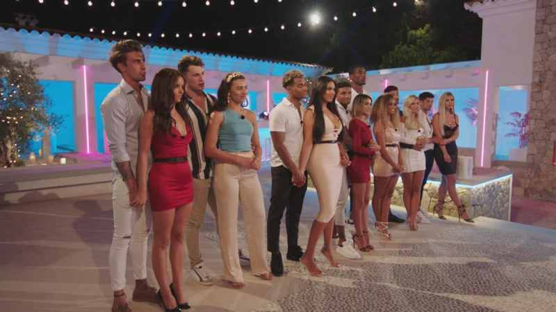 Love Island 2019 results
