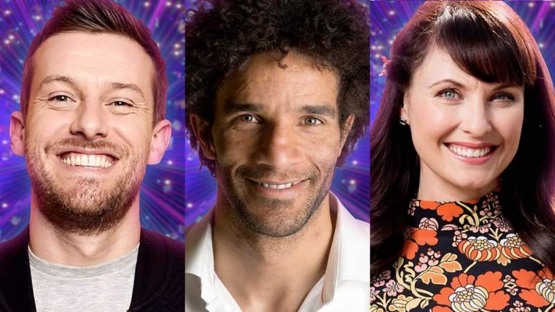 strictly come dancing 2019 line up three