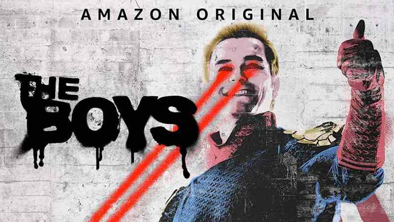 the boys 2019 amazon prime