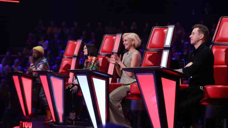 The Voice Kids judges