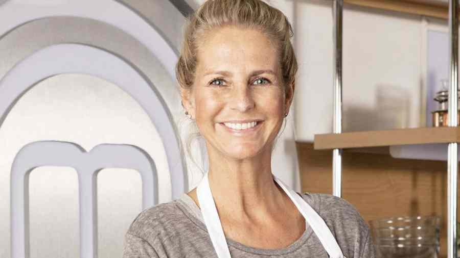 Ulrika Jonsson on Celebrity MasterChef