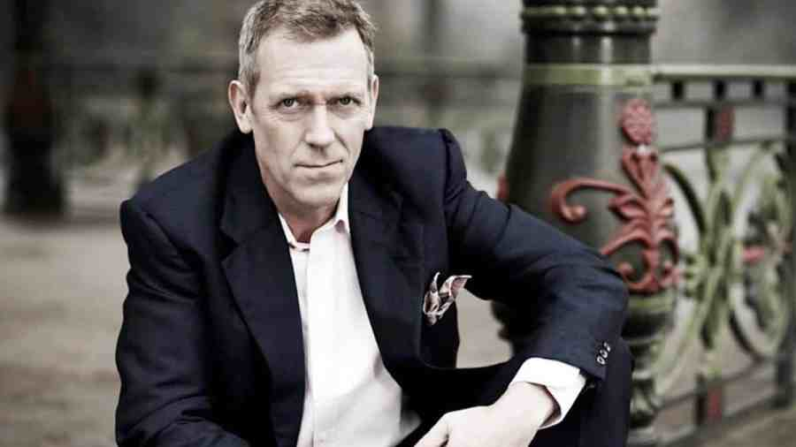 Hugh Laurie roadkill