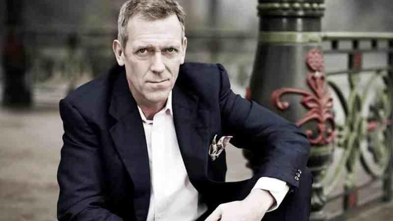 Hugh Laurie roadkill
