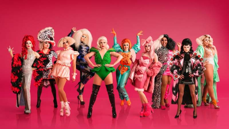 RuPaul's Drag Race UK Queens