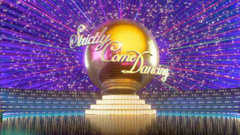 strictly come dancing 2019 logo line up