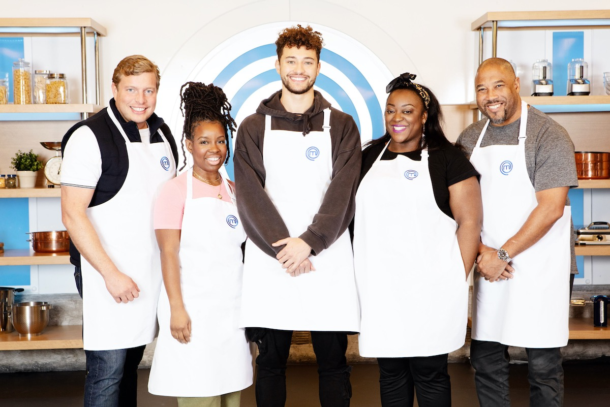 Celebrity Masterchef 2020 Contestants Meet The Line Up Of Celebrities Image 2 Gallery Reality Tv Tellymix