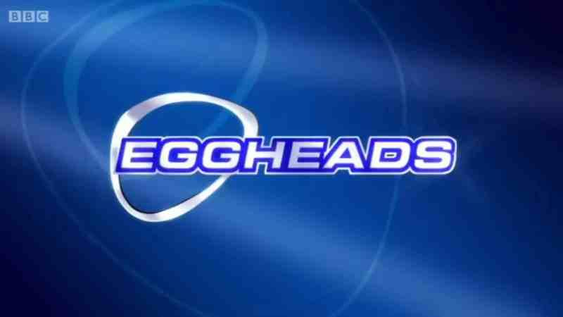 eggheads logo bbc