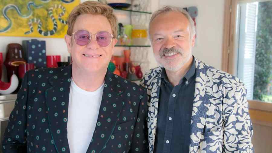 elton john graham norton bbc one