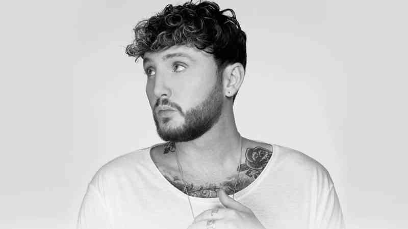 james arthur tour tickets