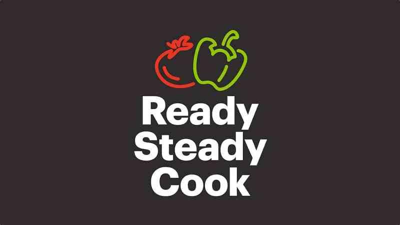 ready steady cook logo