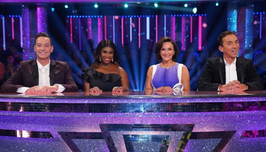 Strictly Come Dancing 2019 - Launch Show