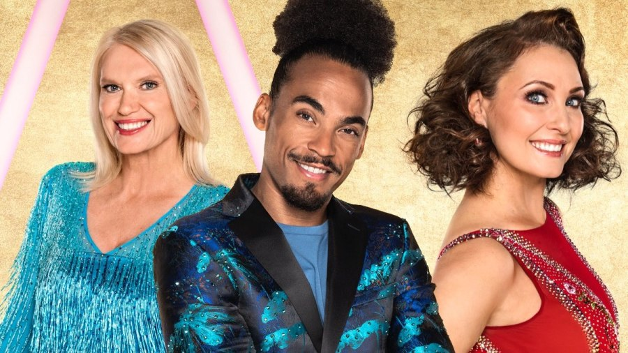 Strictly time songs tonight