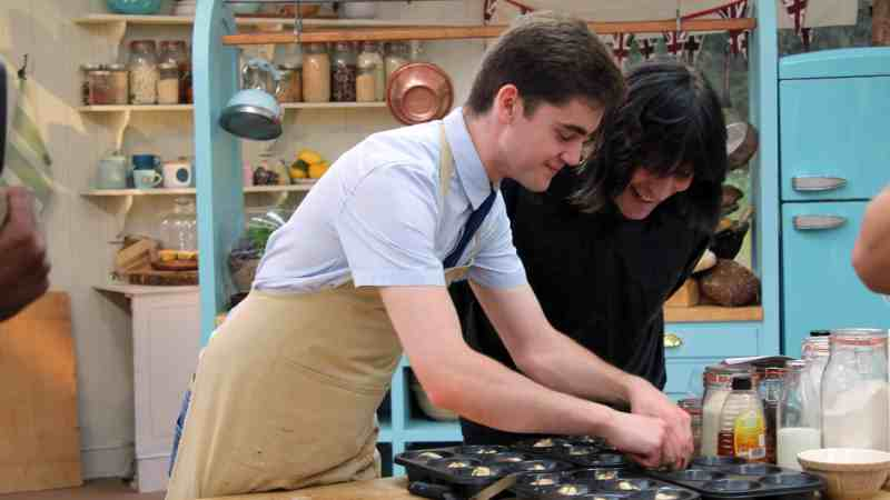 The Great British Bake Off Ep7