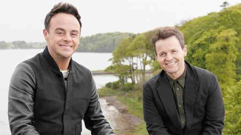 ant and dec dna journey