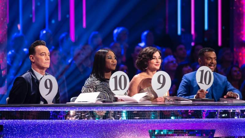 Strictly Come Dancing 2019 - TX5 LIVE SHOW