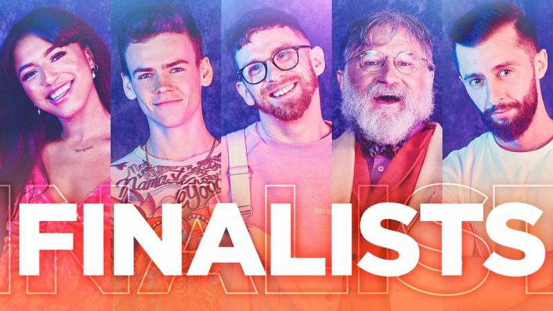 the circle finalists