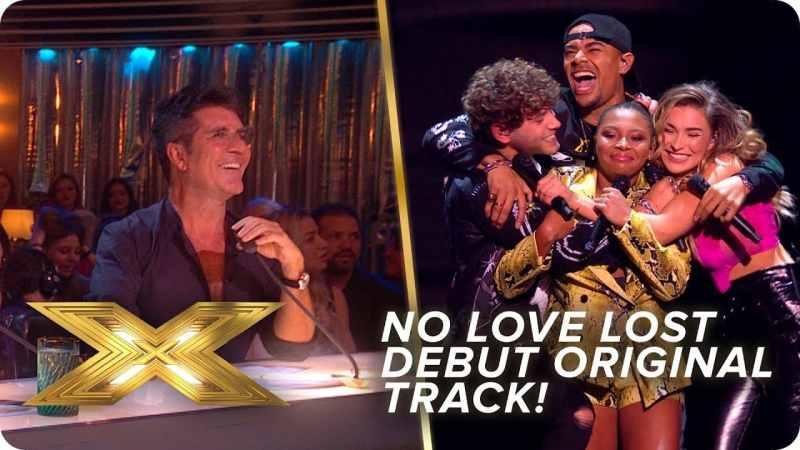 x factor live show 1 celebrity