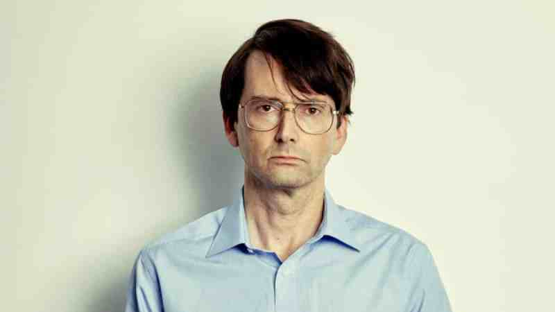 David Tennant as Dennis Nilsen in Des