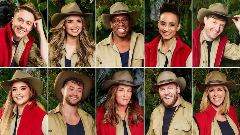 im a celebrity 2019 cast