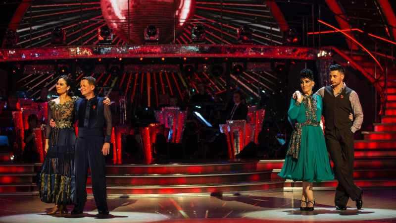 Strictly Come Dancing 2019 - TX8 RESULTS SHOW