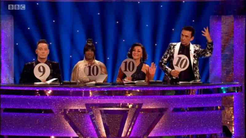 strictly judges 39 points generic