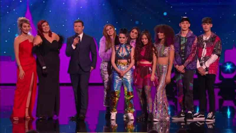 x factor celebrity final four