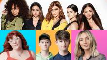 x factor poll 2019 celebrity top 4