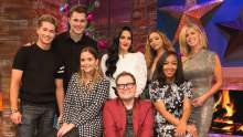 Alan Carr Celebrity Re-Play 2019 line up
