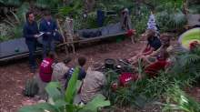 im a celebrity monday results group 9