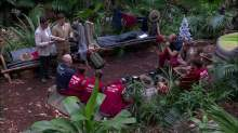 im a celebrity results sunday 1 group