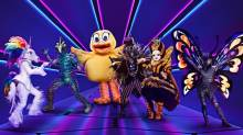 The Masked Singer on ITV