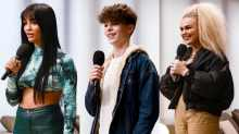 x factor the band contestants