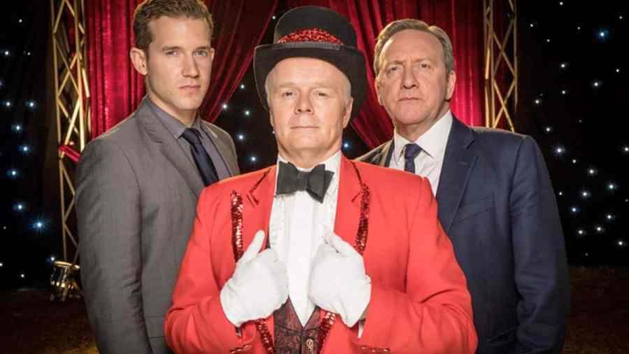 Midsomer Murders cast Send in the Clowns