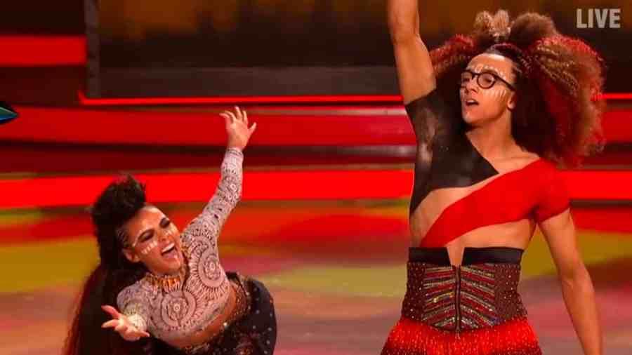 dancing on ice week 3 performances