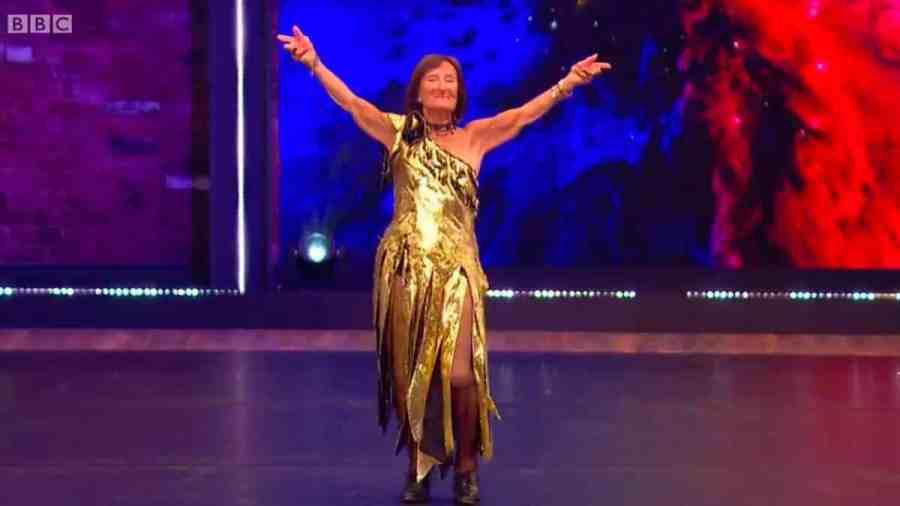 the greatest dancer Dinkie Flowers