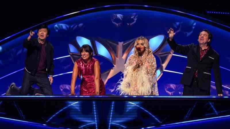Ken Jeong, Davina McCall, Rita Ora and Jonathan Ross.