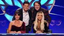 The Masked Singer: Ep5 on ITV Donny