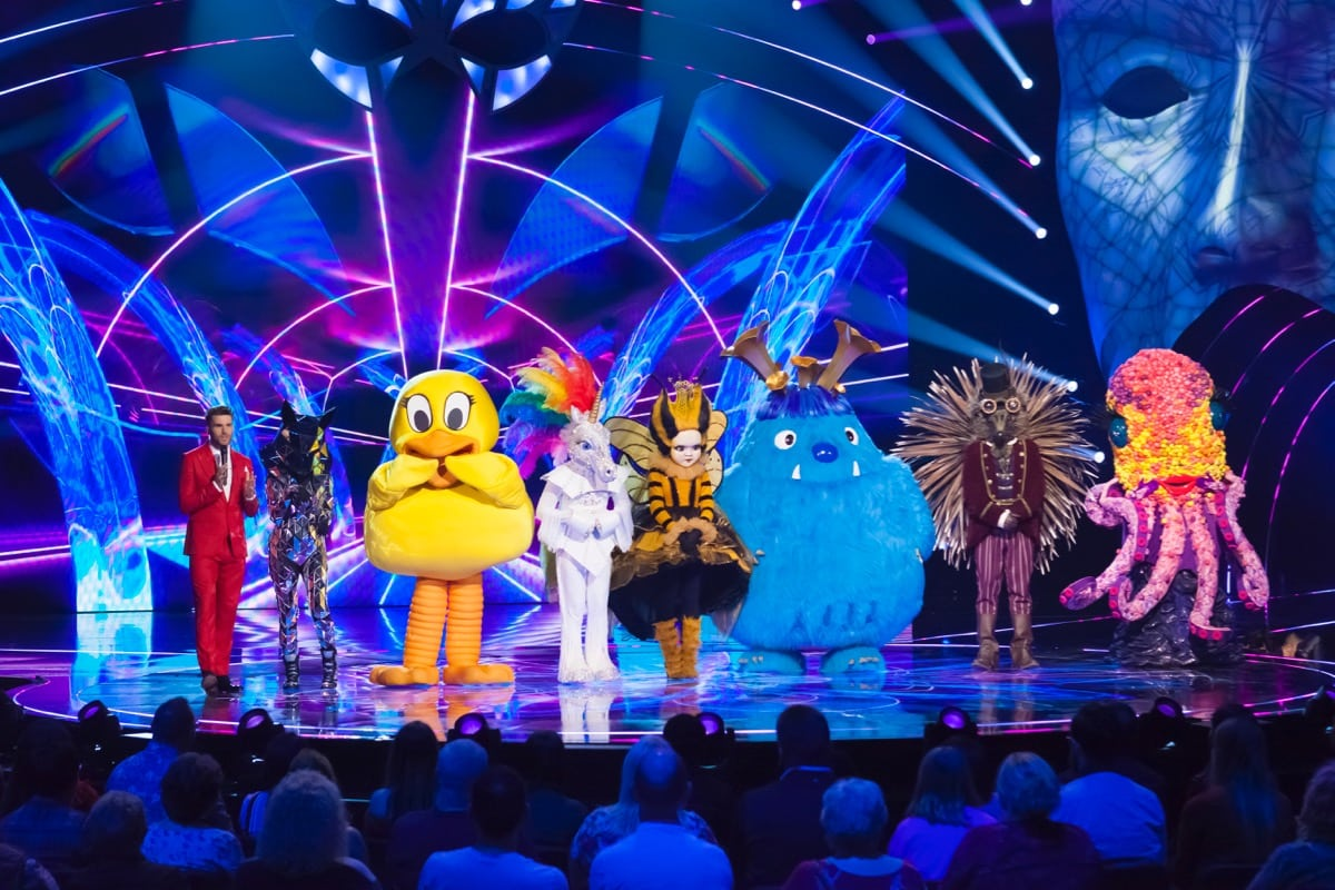 The Masked Singer Spoilers All Of The Contestants Unmasked Reality TV TellyMix