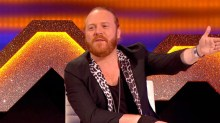 Keith Lemon Through The Keyhole