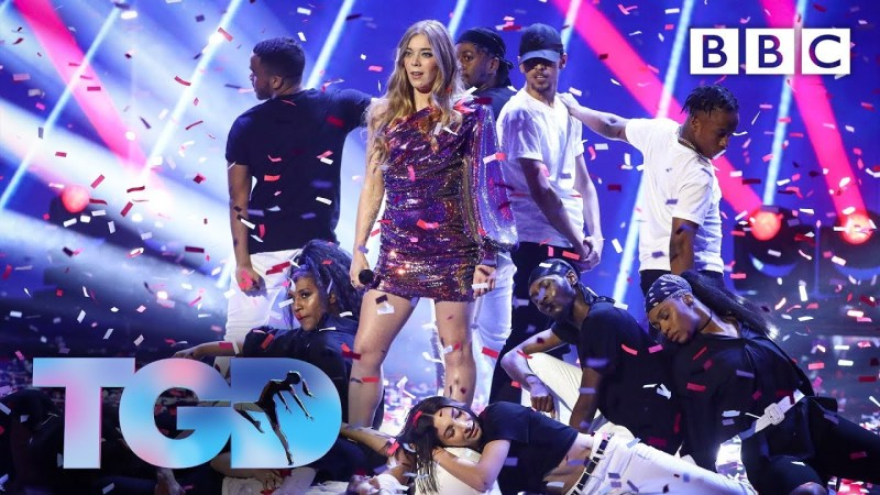 becky hill greatest dancer