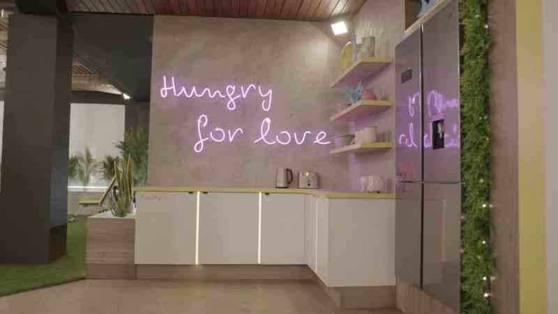 Casa Amor: Kitchen.