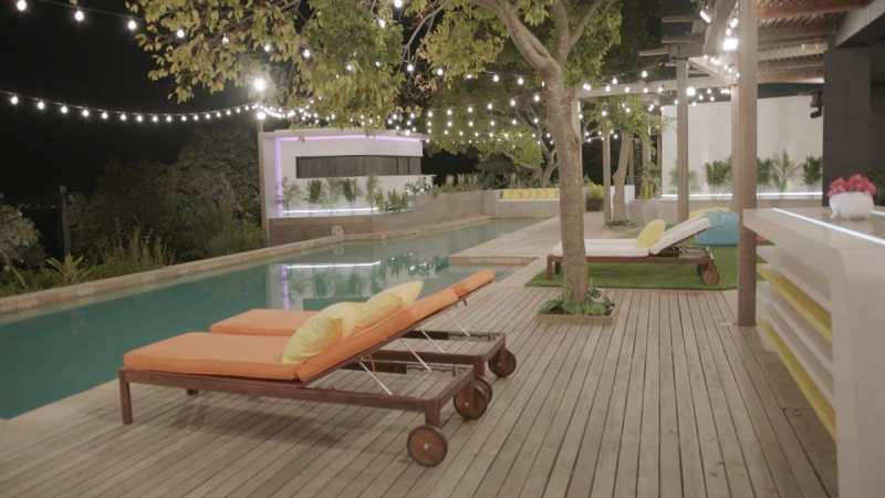 Casa Amor: Pool area.