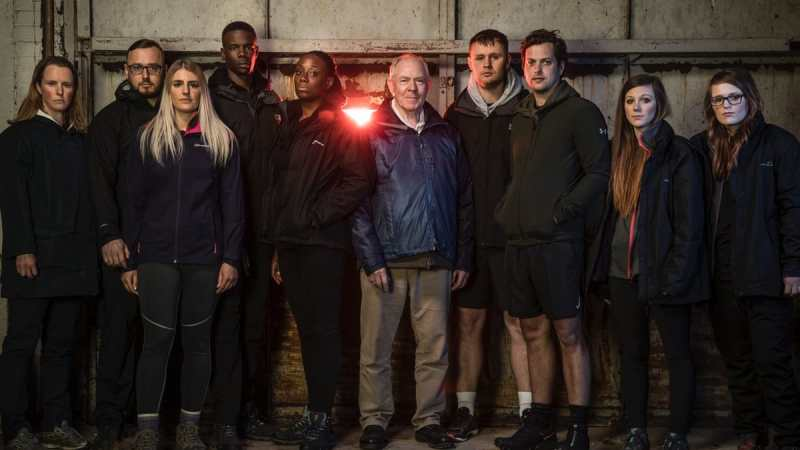 hunted series 5 2020 cast